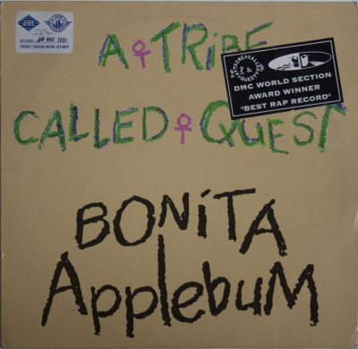 A Tribe Called Quest – Bonita Applebum (VLS) (1990) (FLAC + 320 kbps)