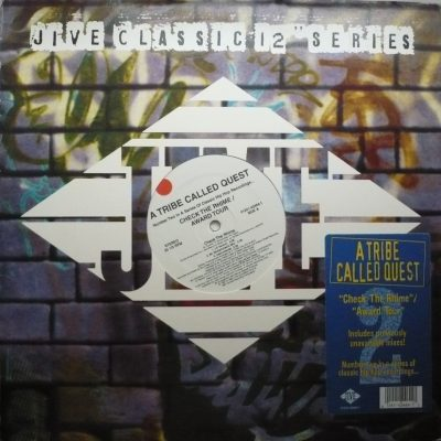 A Tribe Called Quest – Check The Rhime / Award Tour (1997) (VLS) (FLAC + 320 kbps)