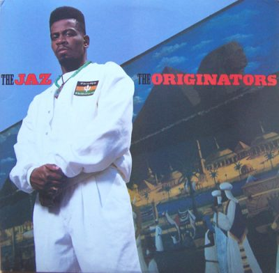 The Jaz – The Originators (VLS) (1990) (192 kbps)