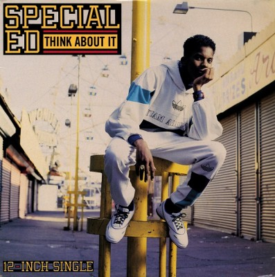 Special Ed – Think About It (VLS) (1989) (320 kbps)