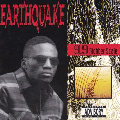 Earthquake – 9.9 Richter Scale (CD) (1994) (320 kbps)