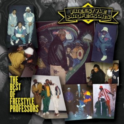 Freestyle Professors - The Best Of Freestyle Professors