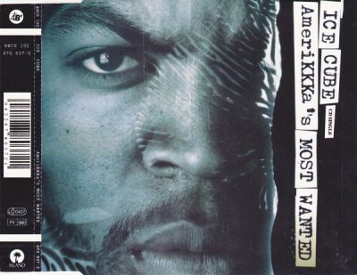 Ice Cube – AmeriKKKa's Most Wanted (UK CDS) (1990) (320 kbps)