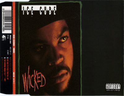Ice Cube – Wicked (CDS) (1992) (FLAC + 320 kbps)