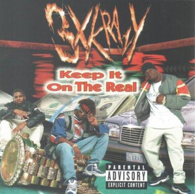 3X Krazy – Keep It On The Real (CDS) (1997) (320 kbps)