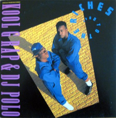 Kool G Rap & DJ Polo – Road To The Riches (VLS) (1989) (320 kbps)