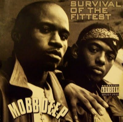 Mobb Deep – Survival Of The Fittest (CDM) (1995) (320 kbps)