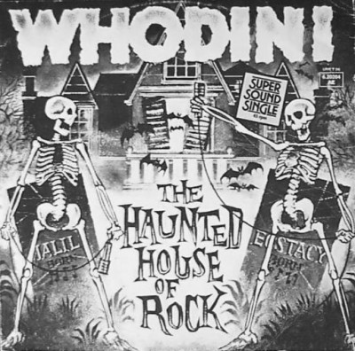 Whodini – The Haunted House Of Rock (VLS) (1983) (320 kbps)
