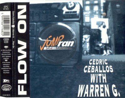 Cedric Ceballos & Warren G – Flow On (CDS) (1994) (FLAC + 320 kbps)