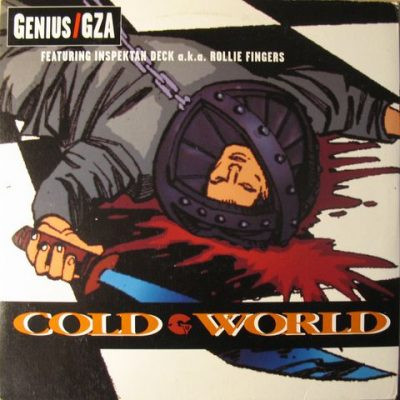 GZA – Cold World (CDS) (1995) (FLAC + 320 kbps)