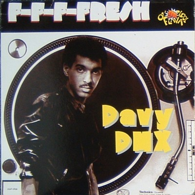 Davy DMX ‎– F-F-F-Fresh (CD) (1995) (320 kbps)