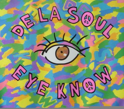 De La Soul – Eye Know (CDS) (1989) (FLAC + 320 kbps)