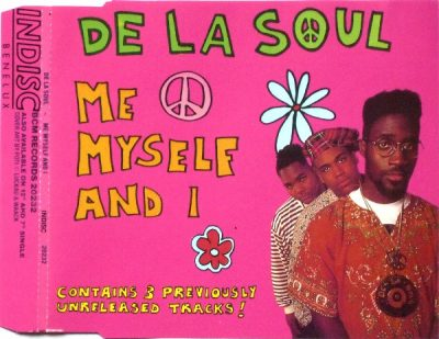 De La Soul – Me Myself And I (CDM) (1989) (FLAC + 320 kbps)