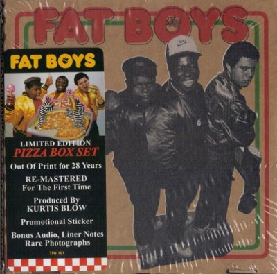 Fat Boys – Fat Boys (Remastered CD) (1984-2012) (FLAC + 320 kbps)