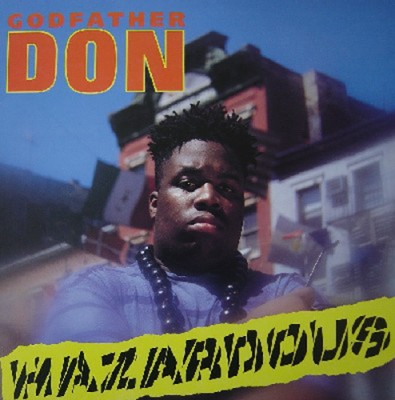 Godfather Don – Hazardous (CD) (1991) (FLAC + 320 kbps)