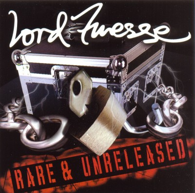 Lord Finesse – Rare & Unreleased (CD) (2006) (FLAC + 320 kbps)