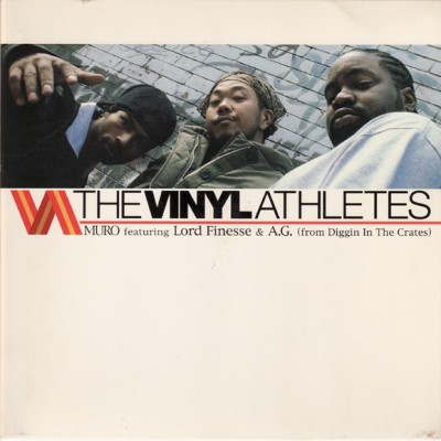 Muro – The Vinyl Athletes (CDS) (1999) (320 kbps)