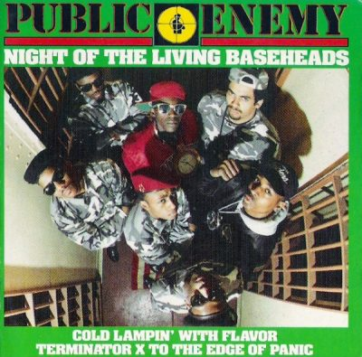 Public Enemy – Night Of The Living Baseheads (CDS) (1988) (FLAC + 320 kbps)