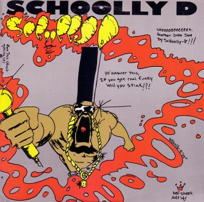 Schoolly D – Smoke Some Kill / Mr. Big Dick (1988) (VLS) (320 kbps)