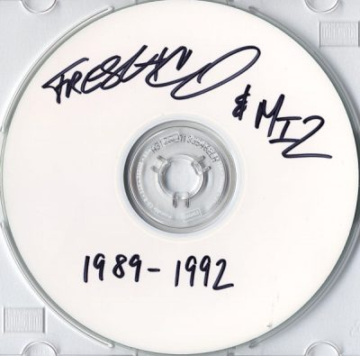 Freshco & Miz – The Greatest Flow On Earth – Freshco & Miz: 1989-1992 (CD) (2007) (VBR)
