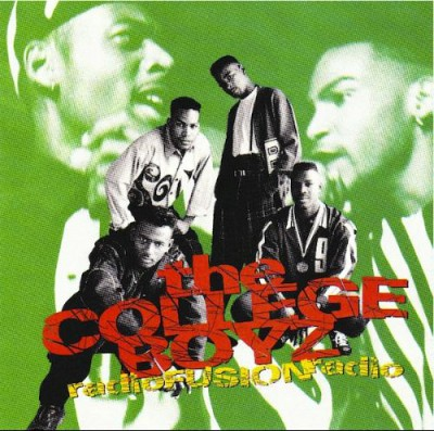 The College Boyz – Radio Fusion Radio (CD) (1992) (FLAC + 320 kbps)