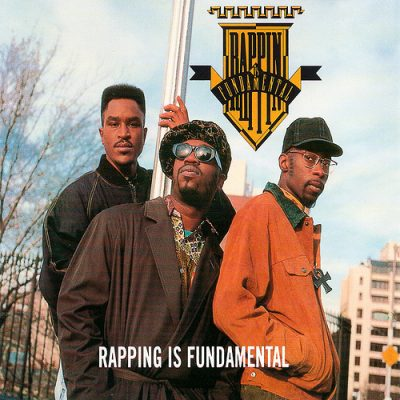 Rappin' Is Fundamental – Rapping Is Fundamental (CDS) (1991) (FLAC + 320 kbps)