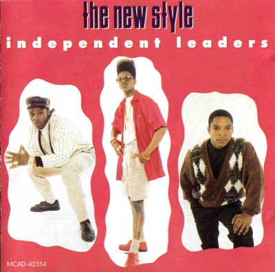 The New Style – Independent Leaders (CD) (1989) (FLAC + 320 kbps)