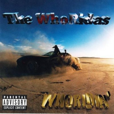 The Whoridas – Whoridin' (CD) (1997) (FLAC + 320 kbps)