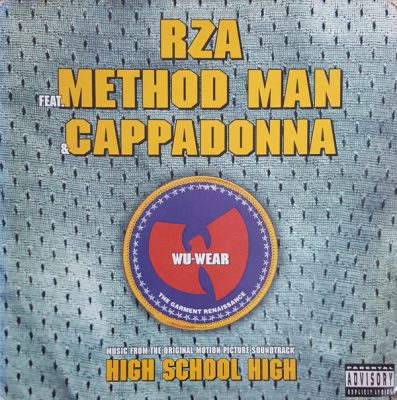RZA / Real Live ‎– Wu-Wear: The Garment Renaissance / Get Down For Mine (VLS) (1996) (192 kbps)