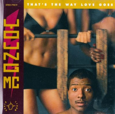 Young M.C. – That's The Way Love Goes (CDS) (1991) (FLAC + 320 kbps)
