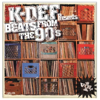 K-Def – Beats From The 90's Vol. 1 (CD) (2008) (FLAC + 320 kbps)
