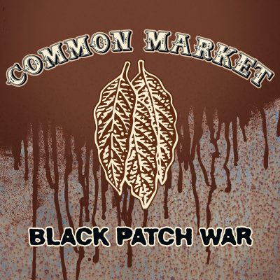 Common Market ‎– Black Patch War EP (2008) (VBR)
