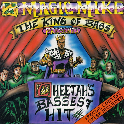 DJ Magic Mike – Cheetah's Bassest Hits (CD) (1993) (FLAC + 320 kbps)