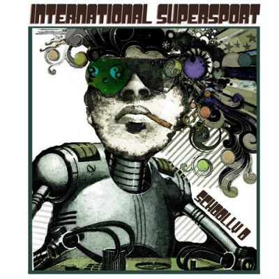 Schoolly D – International Supersport (2010) (WEB) (VBR)