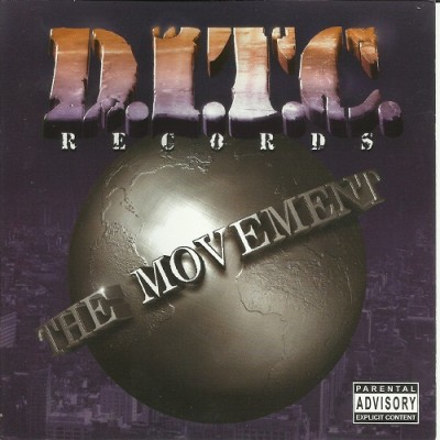 D.I.T.C Records – The Movement (CD) (2008) (FLAC + 320 kbps)