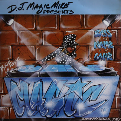 DJ Magic Mike – Bass Is The Name Of The Game (CD) (1990) (FLAC + 320 kbps)