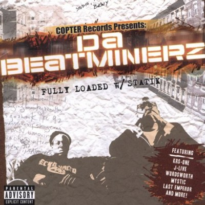 Da Beatminerz – Fully Loaded w/ Statik (CD) (2005) (FLAC + 320 kbps)