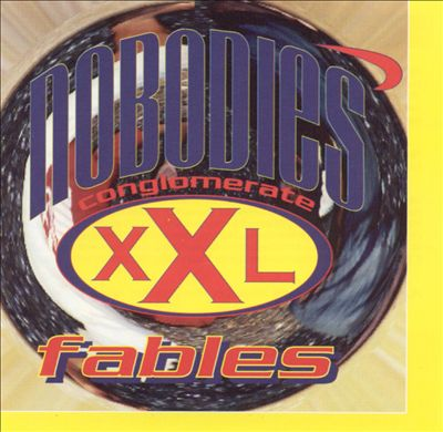 The Nobodies – Fables (CD) (1997) (320 kbps)