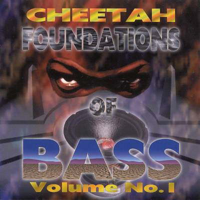 DJ Magic Mike – Cheetah: Foundations Of Bass Volume No. I (CD) (1996) (FLAC + 320 kbps)