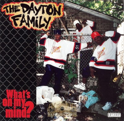 The Dayton Family – What's On My Mind? (CD) (1995) (FLAC + 320 kbps)