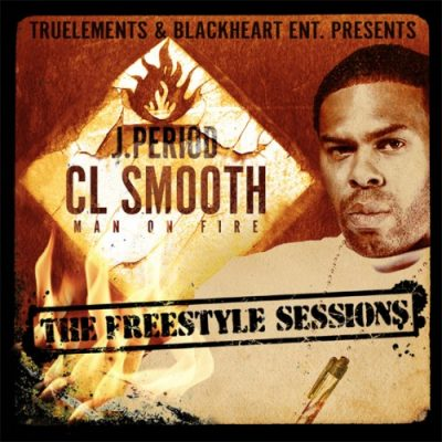 C.L. Smooth – Man On Fire: The Freestyle Sessions (CD) (2006) (320 kbps)