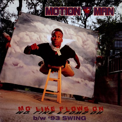Motion Man – Mo' Like Flows On / '93 Swing (Promo CDS) (1993) (320 kbps)
