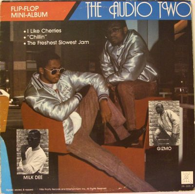 Audio Two / Alliance ‎– Flip-Flop Mini-Album EP (1986) (Vinyl EP) (192 kbps)