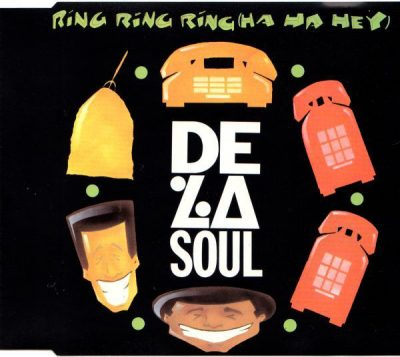 De La Soul – Ring Ring Ring (Ha Ha Hey) (Germany CDS) (1991) (FLAC + 320 kbps)