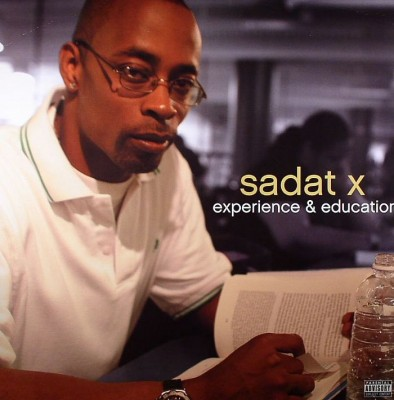 Sadat X - Experience  Education [Front]