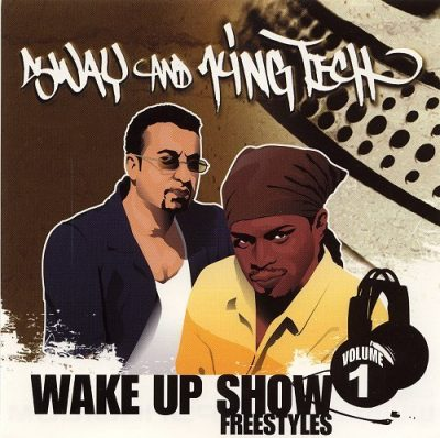 Sway & King Tech – Wake Up Show Freestyles Vol. 1 (CD) (1996) (FLAC + 320 kbps)