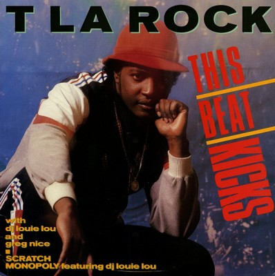 T La Rock - This Beat Kicks