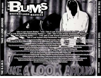 The BUMS - Take A Look Around