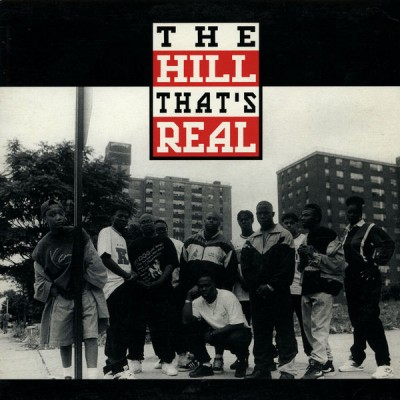 VA – The Hill That's Real (CD) (1992) (FLAC + 320 kbps)