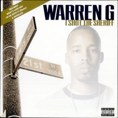 Warren G – I Shot The Sheriff (CDS) (1997) (FLAC + 320 kbps)